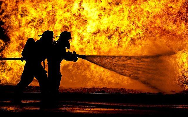 Изображение пожарно-технической экспертизы